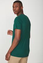 Cotton On - Essential crew neck tee - green
