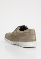 Base London - Force suede - grey
