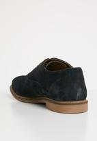 Base London - Marston suede - navy