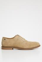 Base London - Marston  suede -  taupe