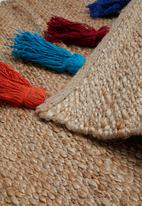 Sixth Floor - Mel jute runner - neutral