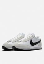 Nike - Mach Runner - white & black-neutral grey