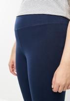 Lithe - Basic work out leggings - dark blue