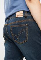 JEEP - Basic jeans - blue