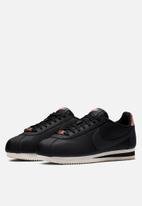 Nike - Classic cortez leather - black anthracite & mtlc red bronze phantom