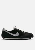 Nike - Oceania Textile - black & metallic silver summit white