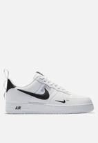 Nike - Air force 1 '07 lv8 utility - white,black & tour yellow