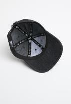 New Era - Denim packable 9twenty - black