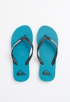 Quiksilver - Molokai flip flops - blue
