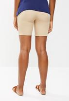 edit Maternity - Chino maternity shorts - neutral