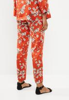 Jacqueline de Yong - Elliot pants - red