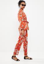 Jacqueline de Yong - Elliot blazer - red