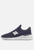 New Balance  - X90 Quilted Mesh - Navy