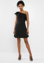 ONLY - Dory lace dress - black