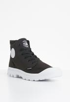 Palladium - Pampa hi blanc - black & white