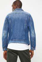 G-Star RAW - DC 3D denim jacket - blue