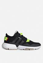 adidas Originals - POD-S - black, green & beige