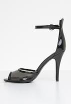 Dolce Vita - Nolan ankle strap heels - black