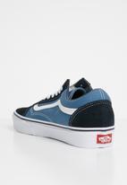 Vans - Old Skool Sneakers - black & blue