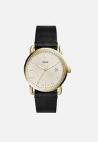 Fossil - The Commuter - black