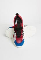 POP CANDY - Suede mesh sneaker - multi