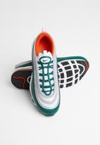 Nike - Air max 97 - rainforest / white & team orange