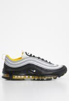 Nike - Air max 97 - black / white & amirillo
