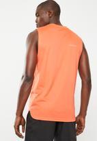 PUMA - Ignite mono singlet - orange