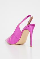Madison® - Blair heel - metallic pink