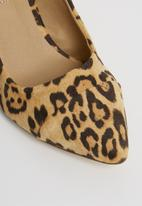 Madison® - Adrianna slingback leopard - brown