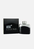Mont Blanc - Mont Blanc Legend Edt 50ml Spray (Parallel Import)