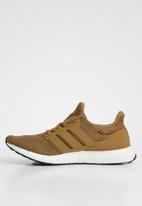 adidas Originals - Ultraboost - raw desert / base green