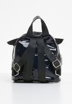 POP CANDY - Angel wings backpack - black