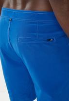 Lizzard - Fixed boardie - blue