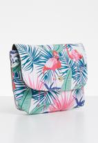POP CANDY - Print sling bag - multi