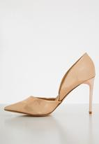 Madison® - Metallic stilettos - rose gold
