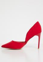 Madison® - Stiletto heels - red