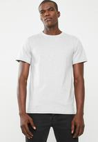 Asics Tiger - BL short sleeve tee - grey