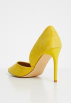 Madison® - Stiletto heels - yellow