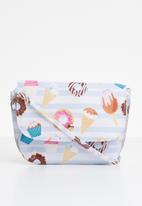POP CANDY - Pineapple printed sling-bag - multi