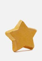 Typo - Bath fizzer star - gold