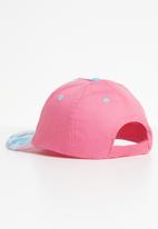 Character Fashion - Frozen peak cap - pink
