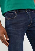 Diesel  - Sleenker slim-skinny jeans - blue