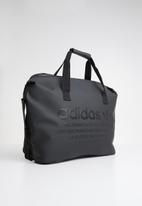 adidas Originals - NMD duffle bag - black