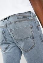 Diesel  - Tepphar carrot jeans - blue