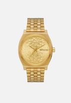 Nixon - Time Teller - gold
