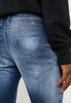 Diesel  - Tepphar slim jeans - blue