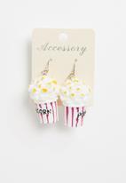 POP CANDY - Popcorn earrings - multi