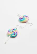 POP CANDY - Candy pop earrings - multi