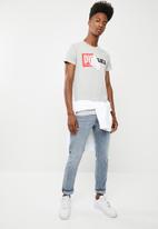 Diesel  - Diego QA T-shirt - grey